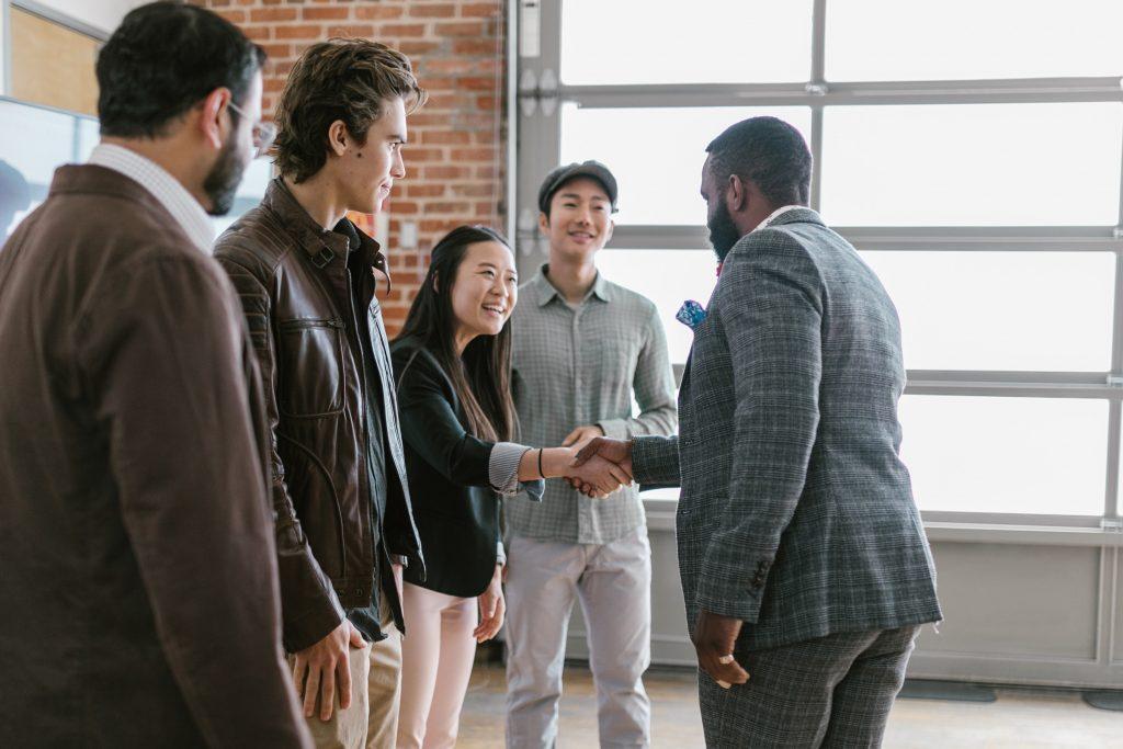 reogma 9 'SuperCEOs' globally, driving AI companies in 2021